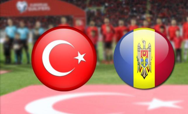 Türkiye Moldova milli maçı ne zaman saat kaçta hangi kanalda?