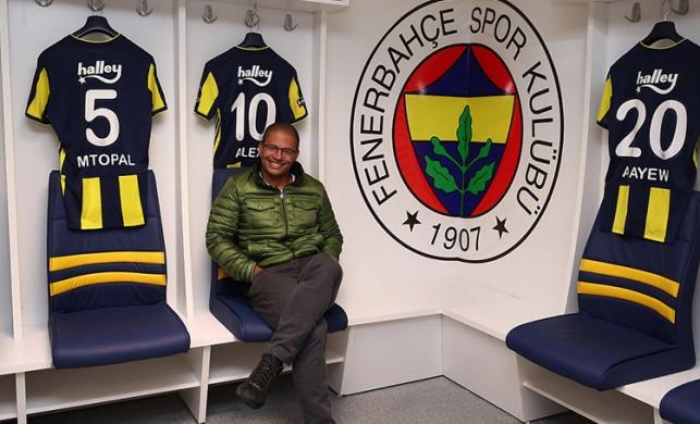 Alex'ten Fenerbahçe'ye golcü önerisi