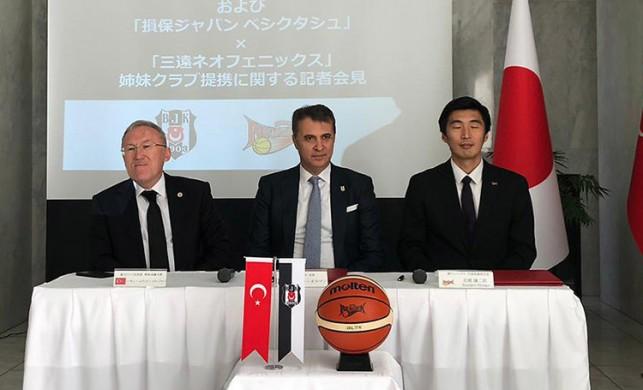 Fikret Orman: 'Beşiktaş için İstanbul'a yerleşen Japonlar var!'