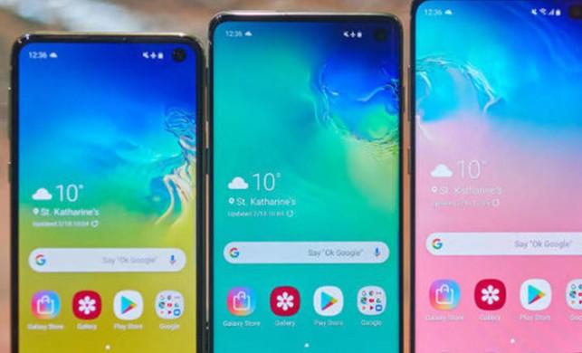 Samsung Galaxy S10 için çok önemli güncelleme