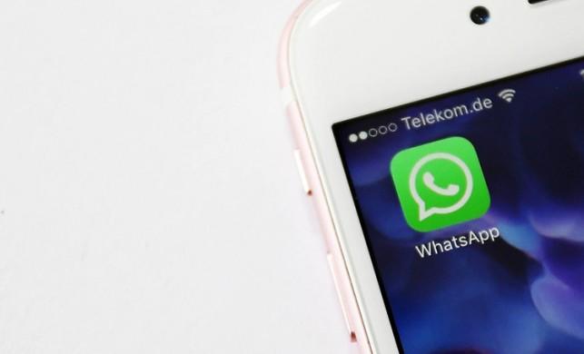 Whatsapp'ta şaşırtan hata!