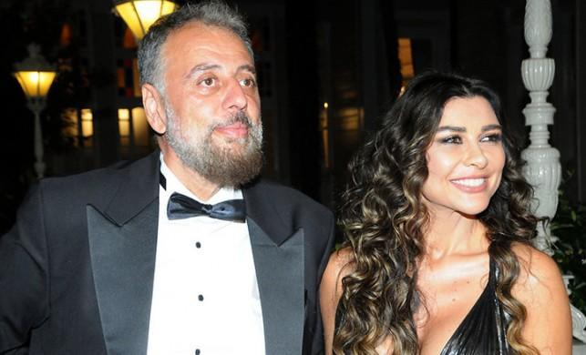 Hamdi Alkan'da eşi Selen Görgüzel'in dekoltesi hakkında şaşırtan yorum!