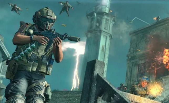 CoD: Black Ops 4 Blackout'a Alcatraz haritası geliyor!