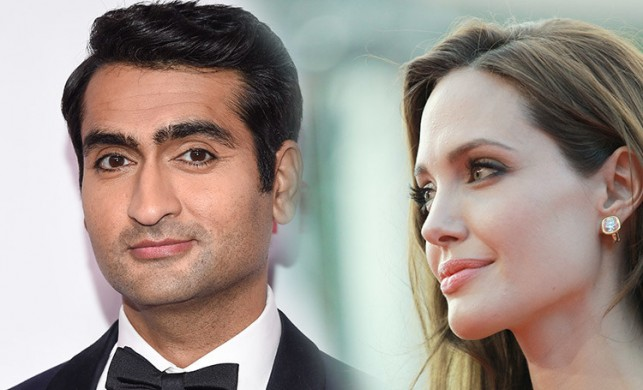 "Angelina Jolie ve Kumail Nanjiani ""The Eternals""ta buluşuyor!"