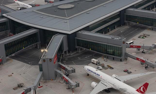 İstanbul Havalimanı'nda seferler başladı