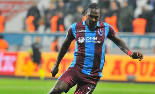Trabzonspor'da Rodallega depremi!