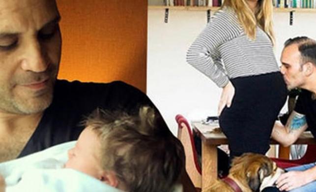 Gürgen Öz baba oldu: Hoş geldin kızım