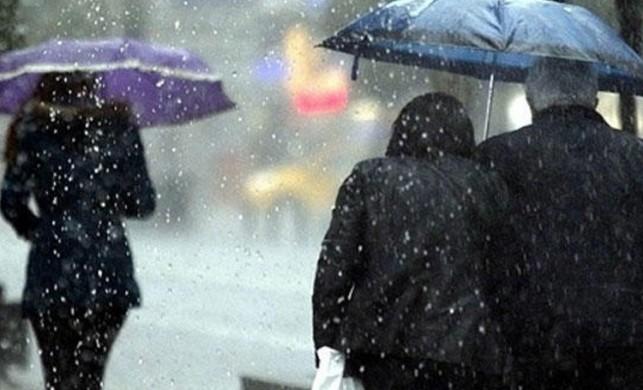 Hafta sonu hava nasıl olacak? Meteoroloji'den sağanak uyarısı