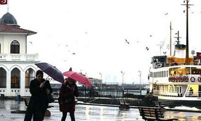 Meteoroloji'den İstanbullulara flaş uyarı: Dışarı çıkacaklar dikkat!
