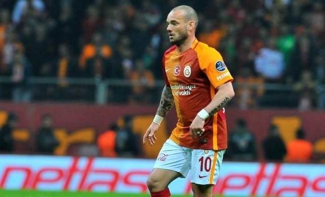 Sneijder'den derbi itirafı!