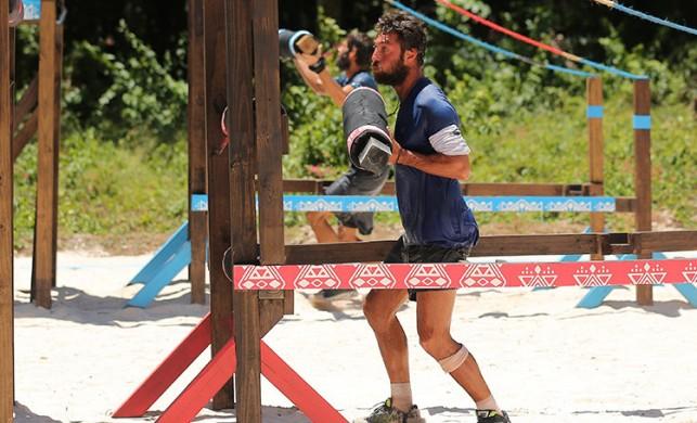 Survivor Türkiye Yunanistan'da bugün dokunulmazlık oyununu kim kazandı? 13 Nisan 2019