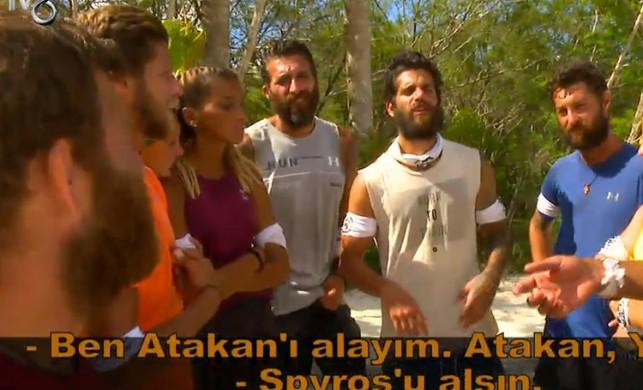 Survivor Türkiye Yunanistan'ın 46. bölümünde erzak oyununu kim kazandı? 13 Nisan 2019