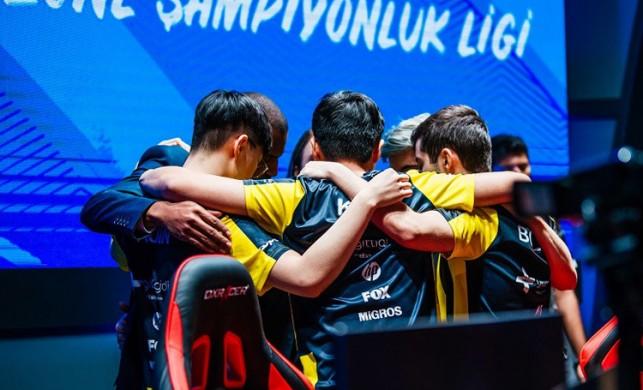 KMF 2019 Şampiyonu Fenerbahçe