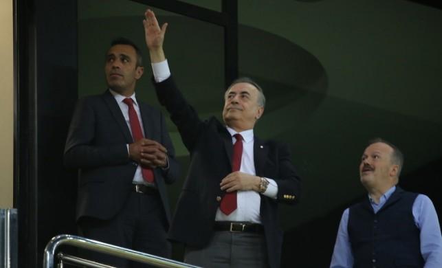 Galatasaray Başkanı Mustafa Cengiz'den MHK açıklaması!