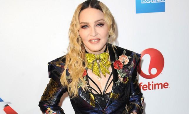 Eurovision öncesi Madonna'dan Madame X