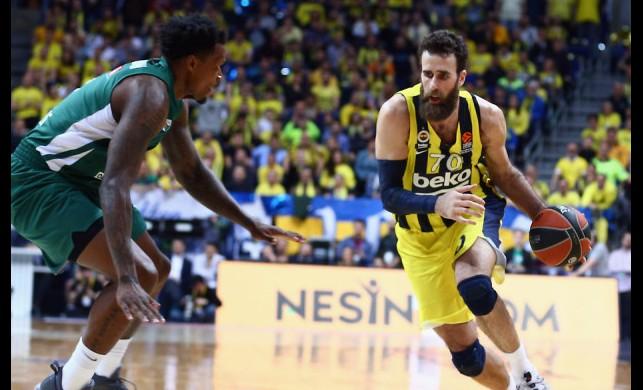 Fenerbahçe'den play-off'a müthiş başlangıç!