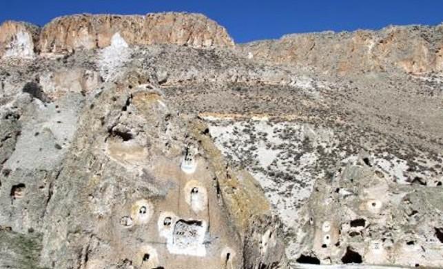 Kayseri'nin saklı cenneti Soğanlı'ya yoğun ilgi