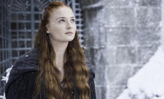 'Sansa Stark' Sophie Turner kaç yaşında, sevgilisi kim?