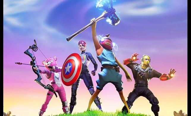 Avengers: End Game şimdi Fortnite evreninde!
