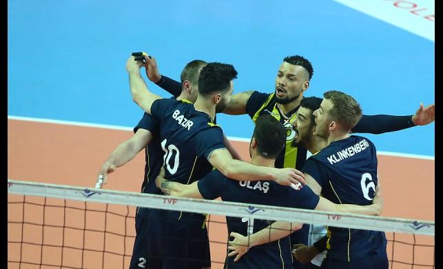 Filede şampiyon Fenerbahçe!