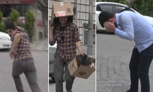 İstanbul'da şaşkına çeviren olay! Kaçacak yer aradılar...