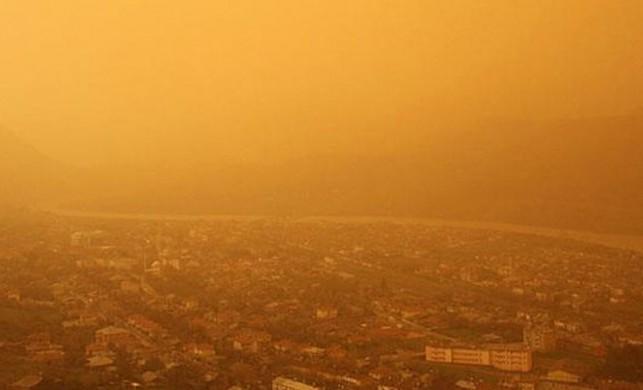 İstanbul'a toz taşınımı uyarısı! Toz taşınımı nedir?