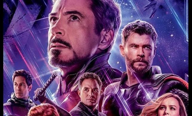 Yılın filmi Avengers: Endgame'i televizyonda yayınladılar