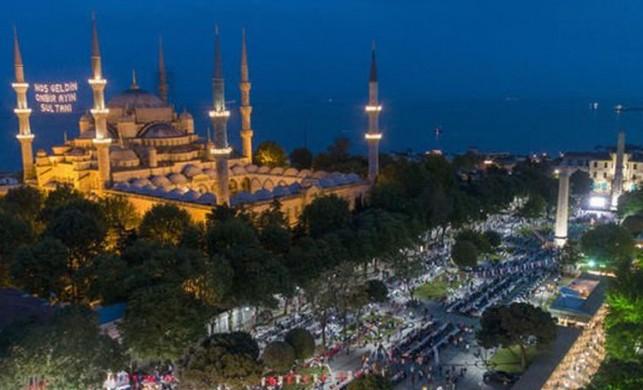 6 Mayıs İstanbul iftar vakti saat kaçta?