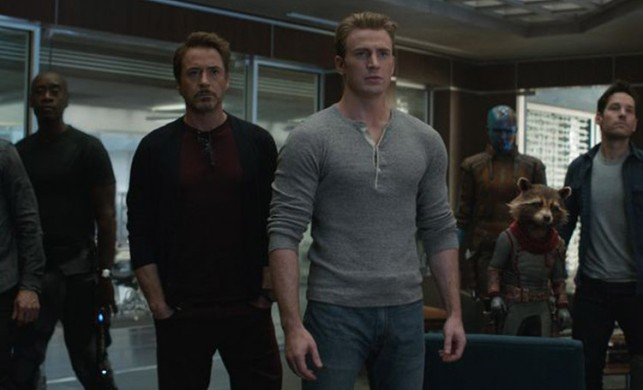Avengers: Endgame yine şampiyon!