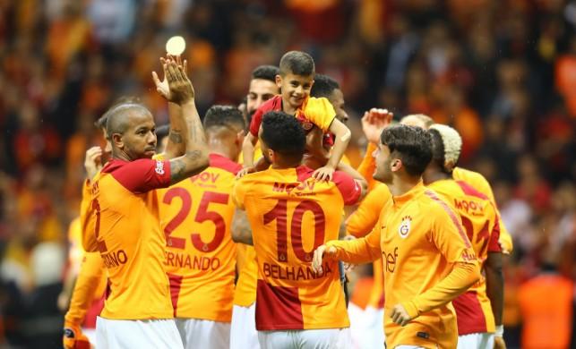 Galatasaray Beşiktaş derbisiyle kasasını doldurdu!
