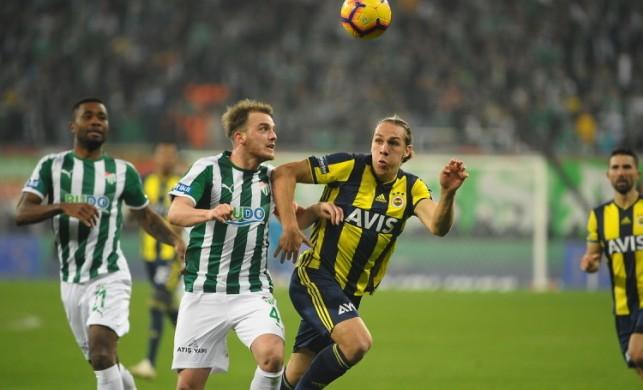 Fenerbahçe'de Frey gözden çıkarıldı!