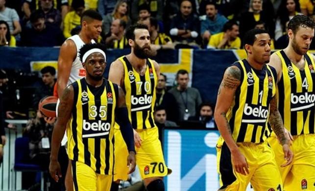 Fenerbahçe'ye final-four öncesi kötü haber
