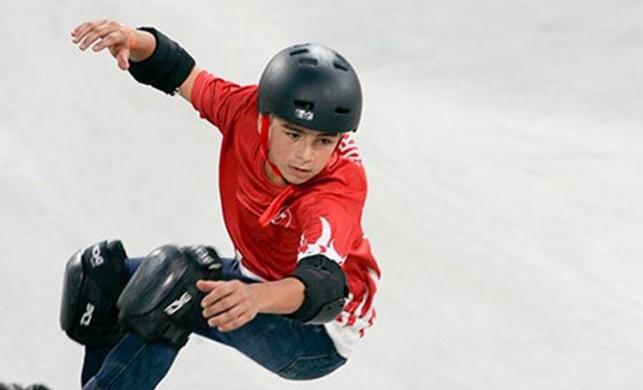 Daha 14 yaşında ama... Dünya Şampiyonası'na gidiyor