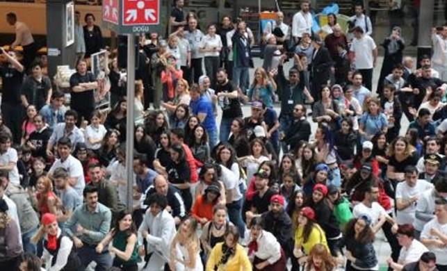 Sabiha Gökçen'de hedef 2020'de bin kişilik dans gösterisi