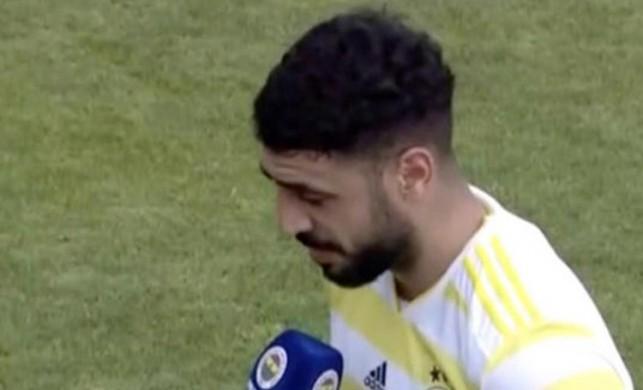 Tolga Ciğerci Fenerbahçe formasıyla ilk kez sahada!