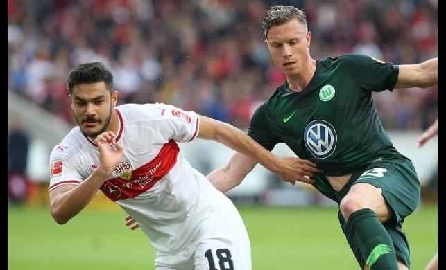 Ozan Kabak'ın takımı Stuttgart play-out'u garantiledi!
