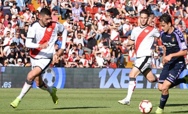 Enes Ünal'ın golü Valladolid'i ligde tuttu