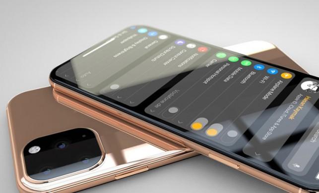 Türk tasarımcıdan iPhone XI konsept tasarımı!