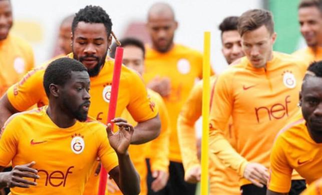 İşte Galatasaray'ın kupa kadrosu!
