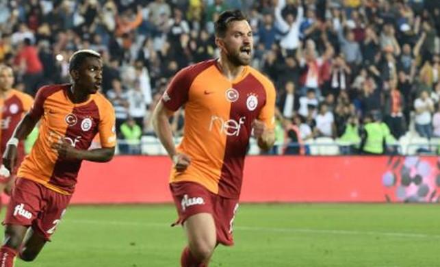 Galatasaray Ziraat Türkiye Kupası'nın sahibi oldu