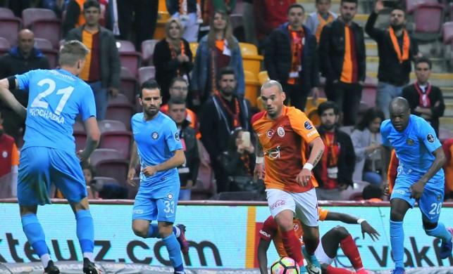 Sneijder Galatasaray için geliyor!