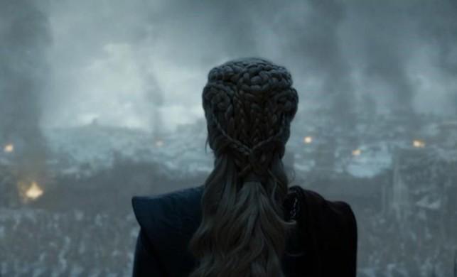 Game Of Thrones 8. sezon 6. bölüm fotoğrafları | Game of Thrones son bölümde neler oldu?