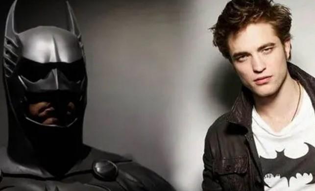 Batman rolü, Twilight'ın yıldızı Robert Pattinson'a verildi