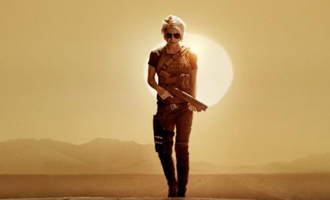 'Terminator: Dark Fate'in ilk posteri yayınlandı!