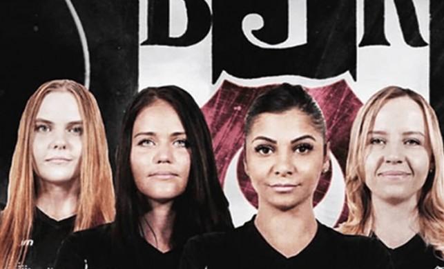 DreamHack Showdown turnuvasına Beşiktaş Esports kadın takımı adını yazdırdı
