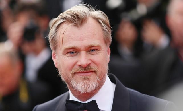 Christopher Nolan'ın yeni filmi...