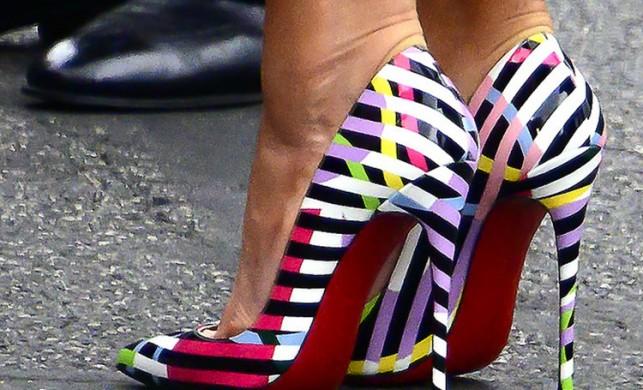 Ayakkabı satın alırken dikkat!
