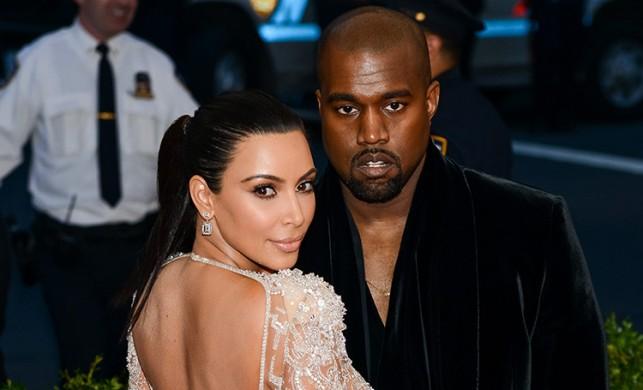 Kim Kardashian dördüncü çocuğunun yüzünü ilk kez gösterdi