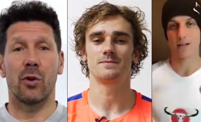 Simeone, Griezmann, David Luiz... Fenerbahçe WinWin gecesinde büyük sürpriz