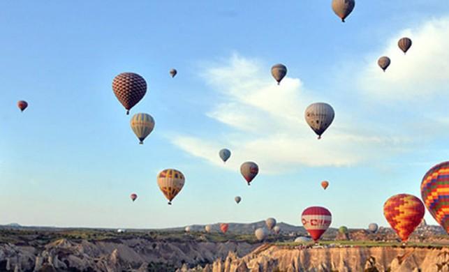 Kapadokya balon uçuşlarına yeni düzenleme!